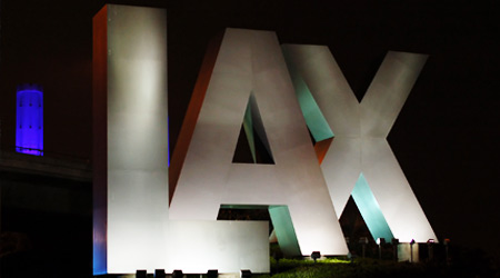 """LAX airport handles over 74,900,000 passengers per year"""" and it is known as the world's busiest origin and destination (O & D) airport."""
